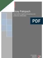 Sisay Pakipash- Exportadora de quinua