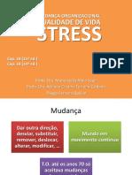 Gestão STRESS, SAAB - CALDANE - QUILICE - USP