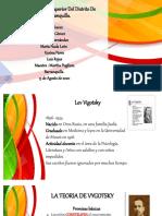 diapositivas vygotski