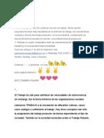 ACTIVIDAD DE DERECHOS Y POLITICAS