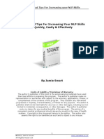 Jamie Smart - 32 Practical Tips for Increasing your NLP Skills(1)