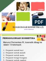 2.Dasar Dasar Kosmetik 2