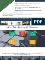 Plantillas Powerpoint para Presentaciones Modelo Powerpoint FREE