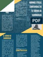 Normas éticas contenidas en el Código de Hammurabi-comprimido