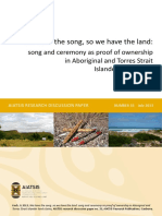 Grace Koch_We Have the Song So We Have the Land AIATSIS 072013 (1)