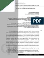 Revista - Filosofia da Mente e Linguagem