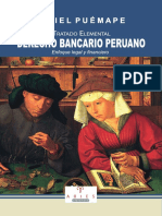 Derecho Bancario Peruano Completo