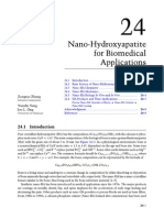 Nano-HAp for Biomedical Applications