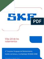 SKF VIDA_UTIL_DE_LOS_RODAMIENTOS
