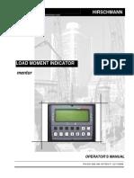 LMI Operators Manual