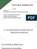 La novela femenina contemporanea (1)