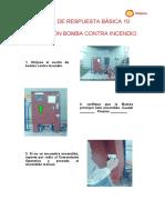 FICHA 10 OPERACION BOMBA CONTRA INCENDIO