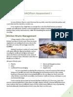 SITHKOP001 Assessment 1