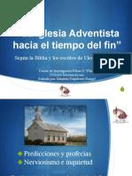 La Iglesia Adventista hacia el tiempo del fin.pdf