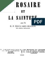 Le Rosaire et la saintete - Hugon, Edouard, O.P_.pdf