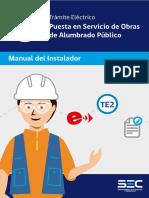 Manual Instalador TE2