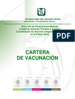 5. CARTERA DE VACUNACION