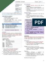Teoría 18 -Trastornos neuróticos