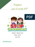 Tópico corona virus