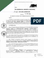 RESOLUCION GERENCIAL GENERAL N 048- 2014-GR-JUNIN GGR