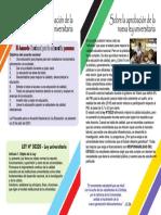 ley universitaria 30220 - Perú