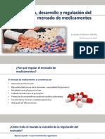 Acceso, desarrollo y regulación del mercado de medicamentos de Leandro Pinheiro Safatle