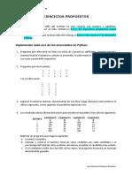 Tarea 02_Ejercicios propuestos_Listas Matrices
