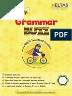 Grammar Buzz Book 2to 8 NELTAS ECAT