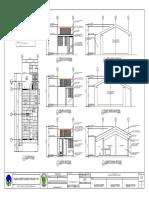 Elevation Plan Housing