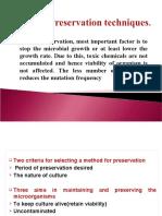 Culture preservation techniques.ppt