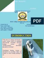 INTELLIGENT  REVERSE  BRAKING                                                         SYSTEM (2)