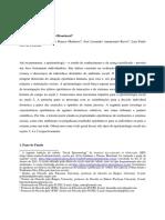 tradução Epistemologia social SEP