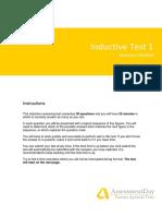 InductiveReasoningTest1-Solutions (1)