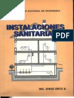 Instalaciones Sanitarias - Jorge Ortiz