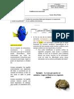 3. lengua y literatura. CONFLICTO EN LA NARRACIÓN. 8° básico-3