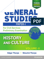 General Studies for Civil Services Preliminary Examination Vol V Paper I History and Culture by Edgar Thorpe, Showick Thorpe (z-lib.org)