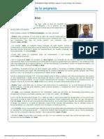 Tema 2 Formas Juridicas de la Empresa