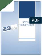 SAP MM Tips & Tricks.docx