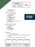 PETS  OPERACION DE PALA NEUMATICA