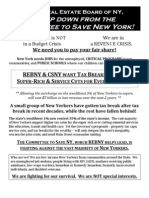 Flier REBNY Action Jan 2011