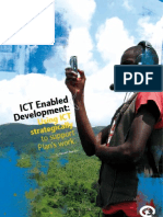 ICT Enabled Development