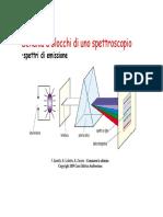 Spettroscopia - 01 Atomo Idrogeno
