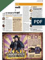 La Gazzetta Dello Sport 21-01-2011