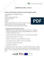LER A IMPRENSA ESCRITA - FICHA 4.doc