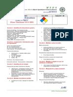 MSDS ACEITE DIELECTRICO.pdf