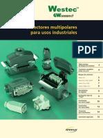Catálogo WESTEC - Conectores Multipolares.pdf