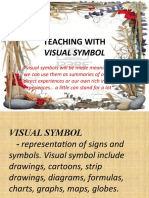 Lesson 8-TEACHING WITH VISUAL SYMBOL