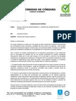COMUNICADO DE FECHA 13 DE AGOSTO DE 2020 - DIPLOMADOS