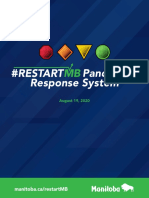 RestartMB Pandemic Response System