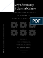Early Christianity and classical culture comparative studies in honor of Abraham J. Malherbe by Abraham J. Malherbe (honorand) John T. Fitzgerald, Thomas H. Olbricht, L. Michael White (eds.) (z-lib.org).pdf